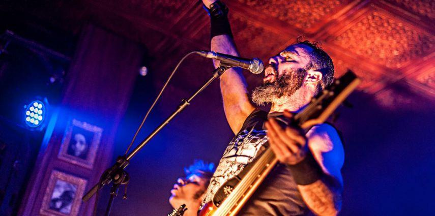 Fotos concierto de Xkrude en Sala Kharma