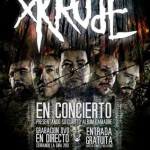 Grabación DVD Directo de Xkrude