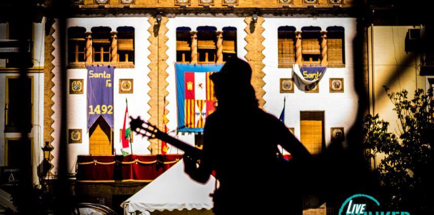 La Banda de Trapo actuó en Capitulaciones de Santa Fé