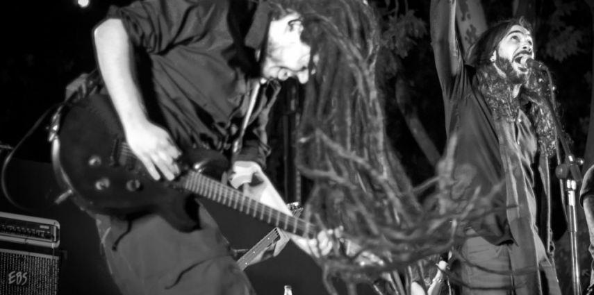 Fausto Taranto en concierto