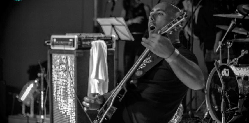 Fausto Taranto en Maratius Fusion Festival