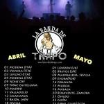 Gira European Tour de La Banda de Trapo
