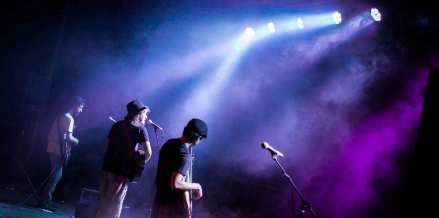 Fotos del XII Festival Charca Rock