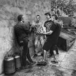 SOS, grupo de punk-rock granadino grabarán en estudio